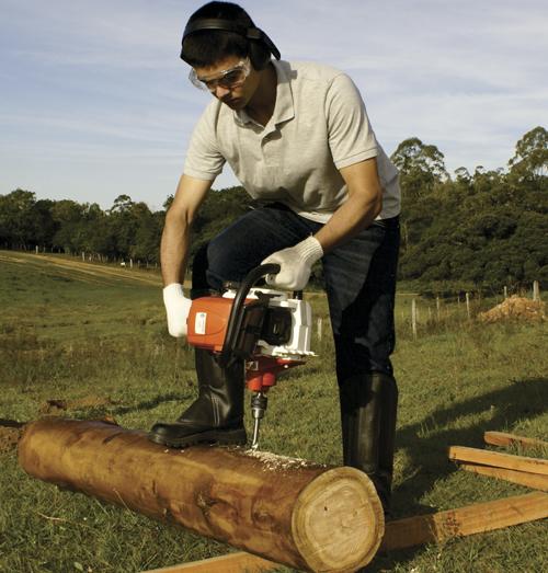 drill attachment  stihl chainsaw bristol